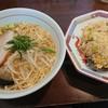藤田屋 - 料理写真:ラーメンセット ¥850