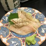 102674165 - サーモン炙り(ツマミ仕様)