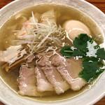 102674322 - 純手打ち麺と未来(特製塩らーめん)