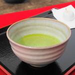茶室麟閣 - 抹茶