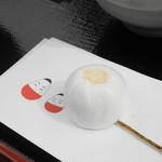 茶室麟閣 - 饅頭