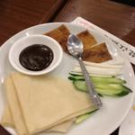 龍江飯店  - 北京ダック