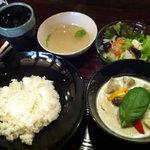 渋谷 輪和話 - ランチの内容