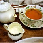 kafeeikokuya - 紅茶(ミルクティー)