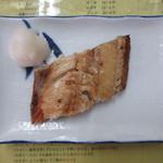 きくよ食堂 - ほっけ焼き 480円(税別)