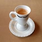 びっくりドンキー - ドリンク写真:コーヒー
