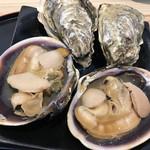 名代茶屋 永吉 - 食べくらべ焼き