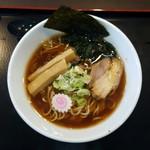 つけ麺丸和 - 料理写真:中華そば