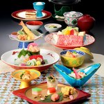 木曽路 - 料理写真:季節会席7000円