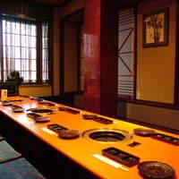 焼肉元相 - 【個室】家族や大切な方とゆっくりとお食事をお楽しみいただけます。
