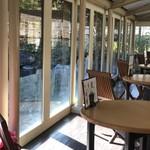 水辺のカフェテラス -