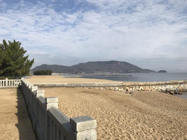 松原 海水 の 浴場 津田