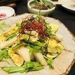 馬喰ろう - 白菜チョイレギサラダ