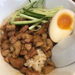 台湾MACHI - 滷肉(ルーロー)飯