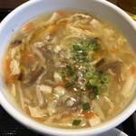 台湾MACHI - 酸辣湯麺(小)