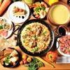 あったかキッチン まあるいおさら - 料理写真:女子会チーズフォンデュコースイメージ
