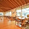 あつみ食堂 - 内観写真:国産木材使用のあったか空間!