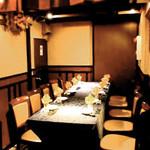 Chinese Dining ナンテンユー - 完全個室!4名~貸切応じ(室料無)