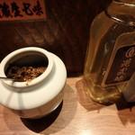 麺屋武蔵 - 卓上調味料