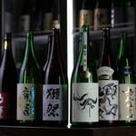 オハシ - 日本酒