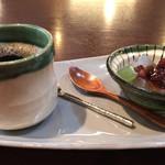 カフェギャラリー柚 - デザート