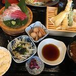 102699939 - マルサ定食 1800円税込