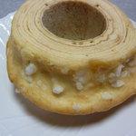 カフェ ティッペル - 料理写真:表面の白いのは、お砂糖です