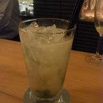 Bar MICHIya - 洋梨のモヒート