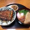 炭屋 - 料理写真:プチうな丼とうどんセット 1050円