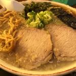 鈴木そば - 料理写真:こてっすず醤油小850円