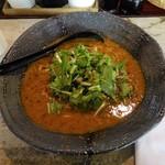 みつか坊主 - エビ咖喱ラーメン