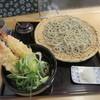 蕎麦 松風 - 料理写真:「つけ天そば」(初回訪店時)