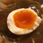 麺屋 あがら  - 煮卵