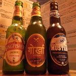 クンティカ - ネパールとインドのビール