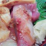 10271712 - 海鮮丼LUNCH¥500(赤だし付)