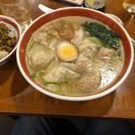102711645 - ワンタン麺