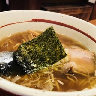 風味豊かなダブルスープ