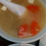 こづち食堂 - 豚汁