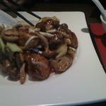 中国料理 桂花 - 牡蠣ときのこ