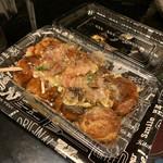 たこ焼物語 - 料理写真: