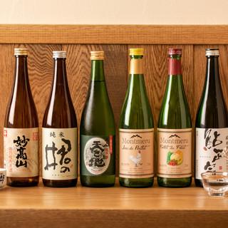 《新潟の地酒》白ワインを連想させるようなすっきりとした味わい