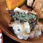 銀河のほとり - 大豆のハンバーグ