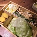 温野菜 - お野菜盛り合わせ