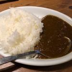温野菜 - カレーライス