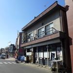 和風レストラン 松竹 - 東北本線・東北新幹線一ノ関駅前。