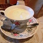 栗の木テラス - 栗の紅茶
