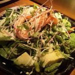 京ちゃばな - 海老とアボカドのサラダ