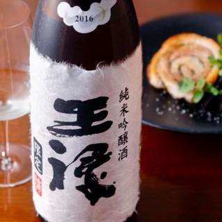 イタリアンと日本酒のマリアージュ!