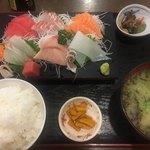 大洗 お魚食堂 - 料理写真: