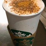 スターバックス・コーヒー - ●チャイティーラテ ベンティー 520円 私の中では、疲れた時の栄養ドリンク♡